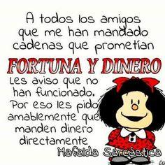 Frases Divertidas De Mafalda Frases De Risa Frases Graciosas
